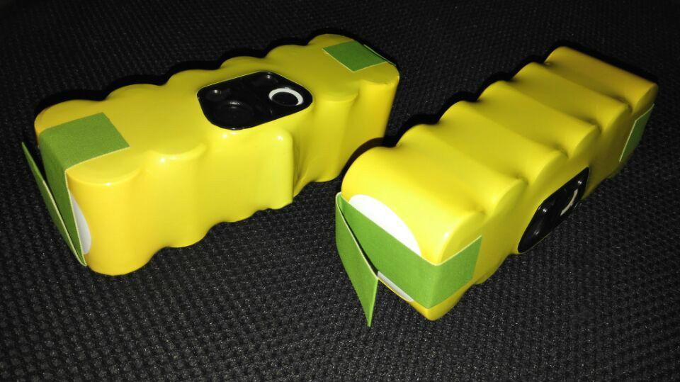 Wholesale Price 6000mAh Vacuum Battery for iRobot Roomba UL CE RoHS ISO Free Shipping(China (Mainland))