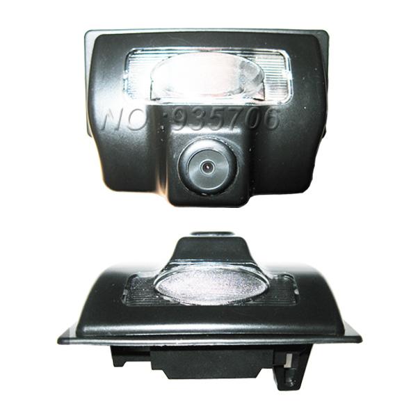 Car camera mount reverse parking camera for Nissan Teana back up rear view mirror camera fit car mirror monitor parking monitor(China (Mainland))