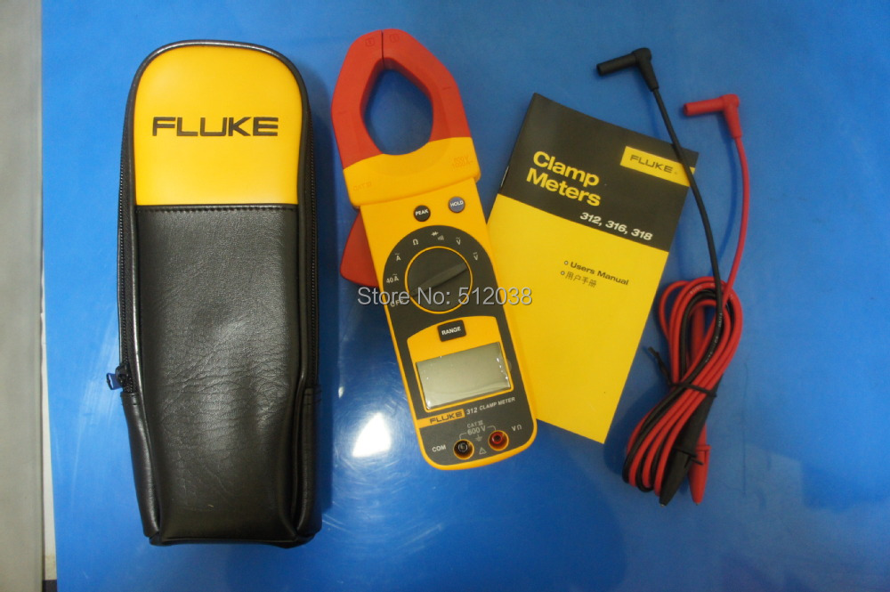 Fluke Digital Clamp Meter Price Fluke 312 Digital Clamp Meter