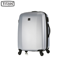 Germany TITAN 20,24,28 Inch,Spinner wheel,ABS,Lightweight, waterproof, shock Travel Suitcase,Trolley Case,Rolling Luggage GE01(China (Mainland))