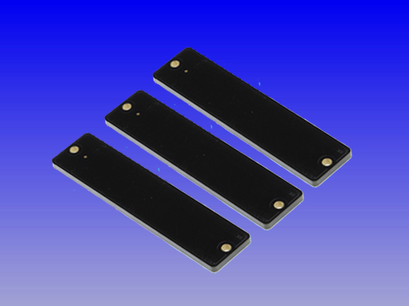 Black Adhesive EPC G2 UHF Passive RFID Tag uhf rfid metal tag (95*22mm)(China (Mainland))