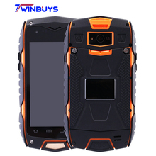 """Original Guophone V11 MTK6582 Quad Core 4.0"""" IP68 Smartphone 4000mAh Waterproof Android 4.4 Shockproof Compass Cell Phone(Hong Kong)"""