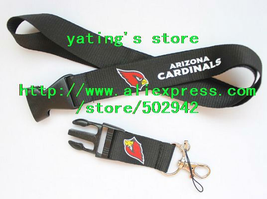 NFL Style Design Neck Cord Lanyard Cell Phone Strap(China (Mainland))