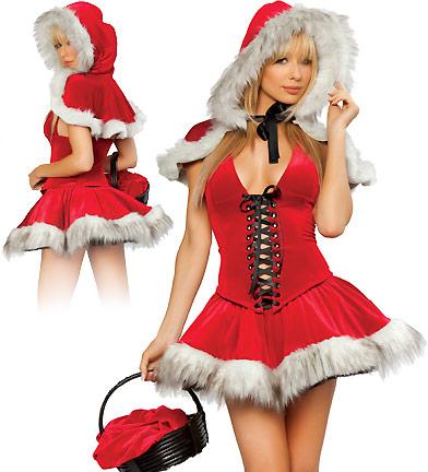 Hot Selling 2015 Free Shipping BQ8019 Cheap Santa Dresses for Christmas Woman Sexy Christmas Costumes(China (Mainland))