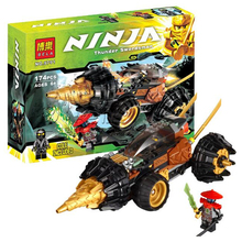 174Pcs Ninjagoed Marvel Ninja Building Block Action Figure Compatible With LEGO Ninja Minifigures Brick Marvel Toys Brinquedo w