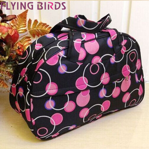FLYING BIRDS! women bags for women travel bags Large Hand canvas bag women's Waterproof Oxford travel bag brand famous HL6422fb(China (Mainland))