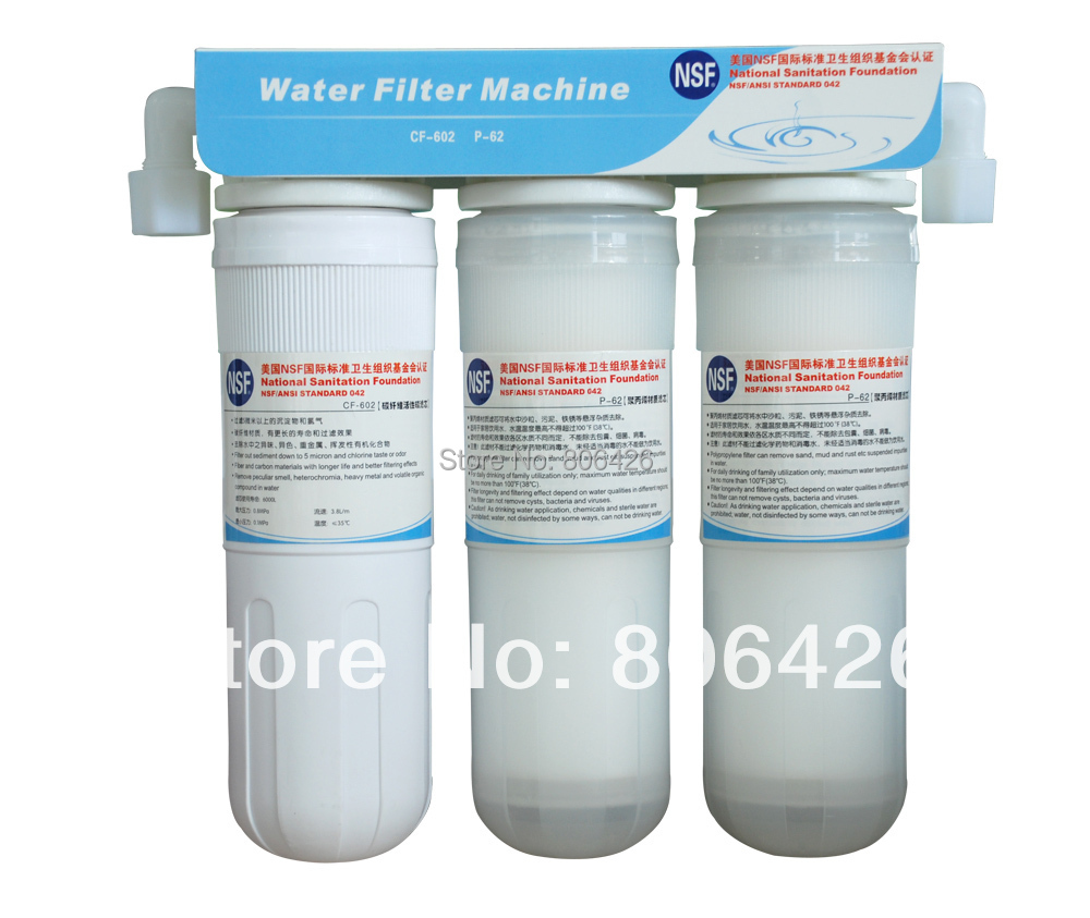 Запчасти фильтра для воды из Китая