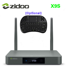 Buy Stock! ZIDOO X9S TV BOX Android 6.0 + OpenWRT, NAS Realtek RTD1295 2G/16G 802.11ac WIFI Bluetooth 1000M LAN Media Player for $149.00 in AliExpress store