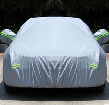 General water-resistant sunscreen car garment car cover(China (Mainland))