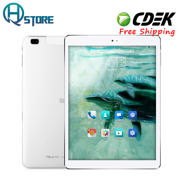 "Original Cube Talk 9X tablet PC U65GT Octa Core MT8392 3G Phone Call 9.7 "" 2048*1536 IPS Screen 2GB 32GB GPS Android 4.4 Stock(China (Mainland))"