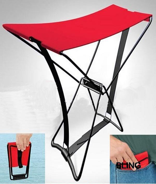 Portable Folding Fishing Camping Pocket Chairs Seat Outdoor Free CN Post Shipping Seen TV $11.99 - 3-7 Days Arrive Store store