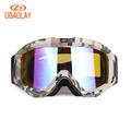 New OBAOLAY Brand Ski Goggles Double Lens UV400 Anti Fog Light Ski Mask Glasses Skiing Eyewear