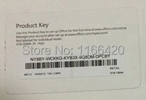 office home and student 2013 pc product key card in. Black Bedroom Furniture Sets. Home Design Ideas