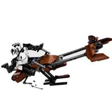 New star Звездные войны Дарт Моул игрушки Jango Phasma Jyn erso K-2SO Дарт Вейдер генерал гривус игрушка в виде фигурки строительные блоки Legoinglys(China)
