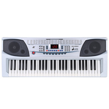 54 Keys LED Display Electronic Piano Organ Multifunctional Teaching-Type Electronic Keyboard with Music Stand & Microphone(China (Mainland))