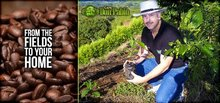 2LB Cafe Don Pablo Gourmet Coffee Signature Blend Medium Dark Roast Whole Bean 2 Lb Bag