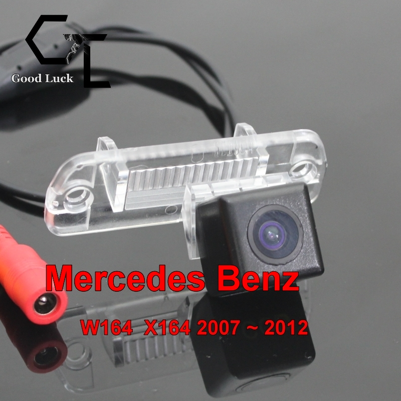 For Mercedes Benz M ML MB W164 GL Class X164 2007 ~ 2012 Car Parking Camera Rear Camera HD CCD Night Vision wireless Car Camera(China (Mainland))