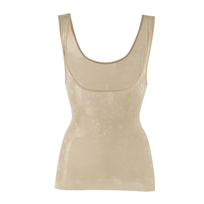 New corrective underwear women slimming body shaper waist training vest waist cincher large burner female body tummy trimmer(China (Mainland))