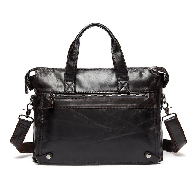 Crazy-лошадь натуральная кожа портфель мужчины сумка бизнес сумка-мужчин портативный ...