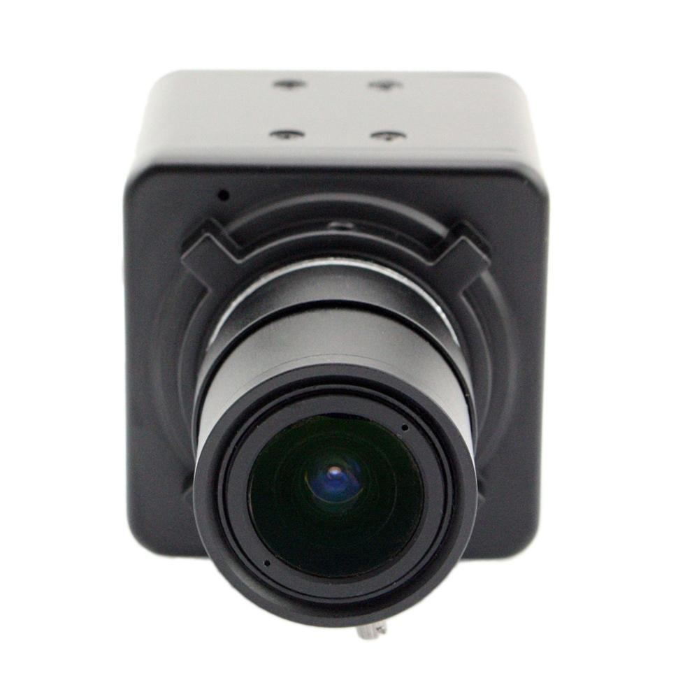 Фотография 5MP Aptina MI5100 Color CMOS Sensor high frame rate  30fps@1080P USB Camera with 5-50mm varifocal Lens,Free shipping