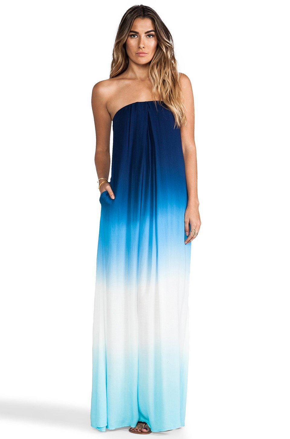 Maxi Dresses For The Beach