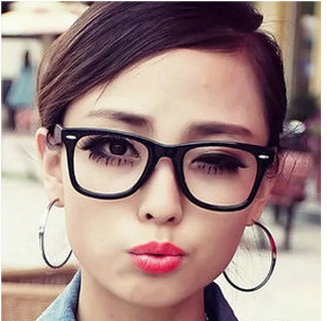 Popular Ladies Eyeglass Frames : Aliexpress.com : Buy Free Shipping Top Fashion Sunglasses ...