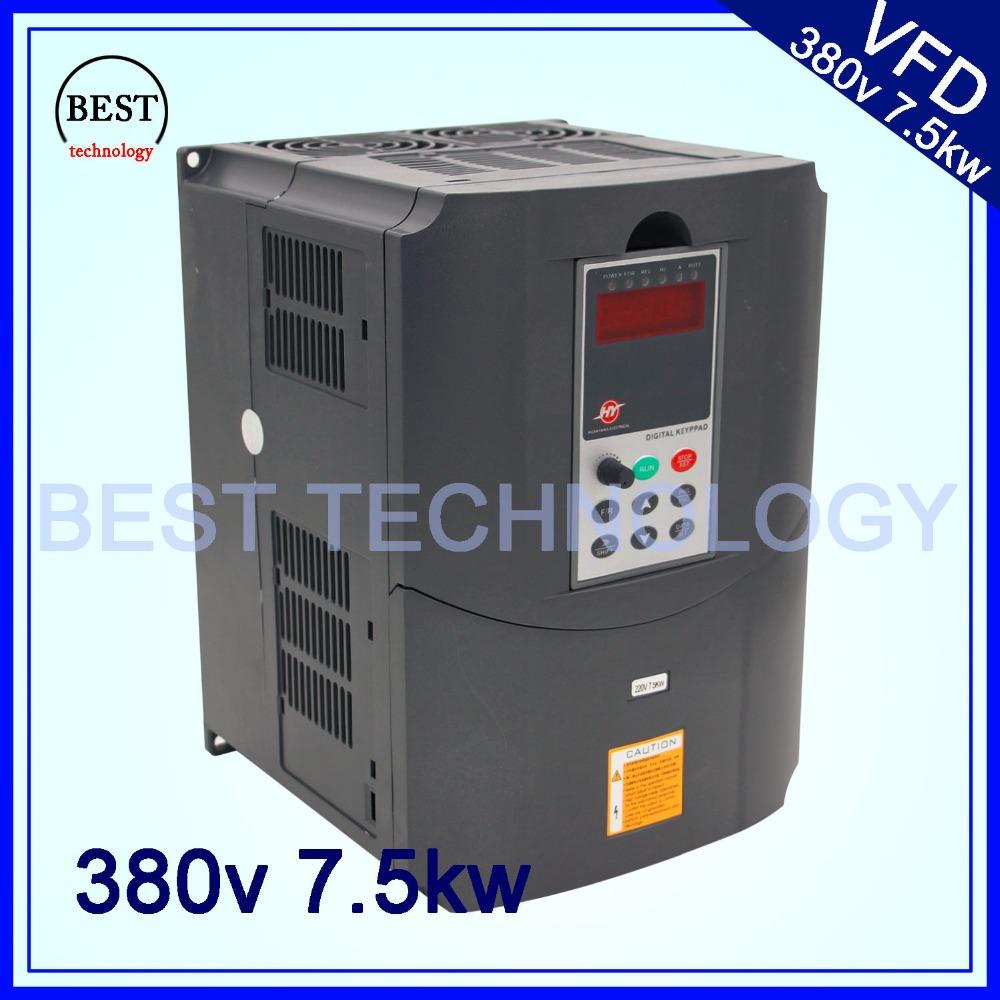380v vfd variable frequency drive inverter vfd 3hp for Vfd for 3hp motor