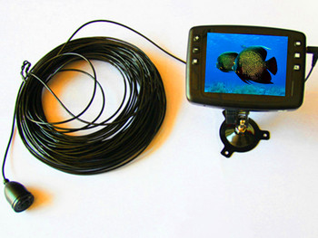 Visual Fish Finder,multicolor fish finder with 50m line,ice fishing FREE SHIPPING