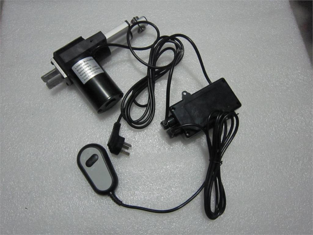 24v dc linear actuators 50mm set with power supply and for Power supply for 24v dc motor