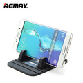 Remax Car Phone Holder Soft Silicone Anti Slip Mat Mobile Phone mount stands Bracket support GPS