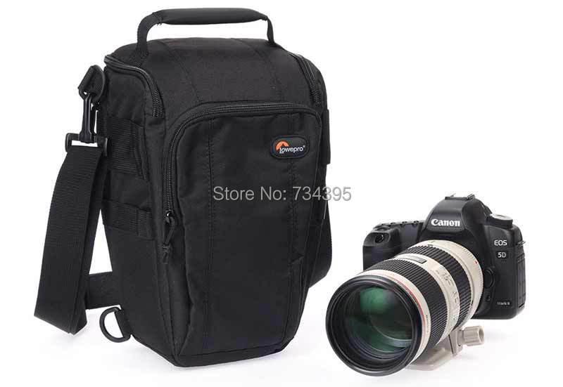Schoudertas Canon : Aliexpress koop lowepro toploader zoom aw digitale