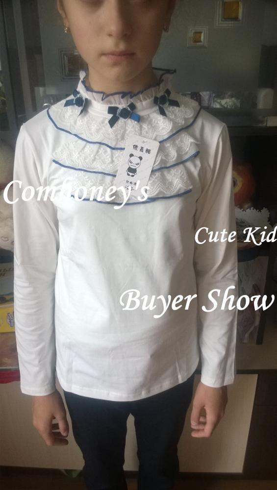 Блузка для девочек 15T