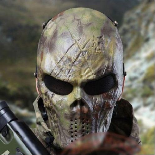 Защитная маска NO Airsoft M06