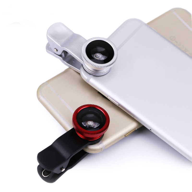 For Lenovo S850 P780 Lemon K3 note S60 S660 P70 Sisley Fisheye Macro Wide Angle Lens