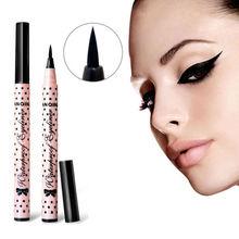 Hot selling Black eye liner Cosmetics Makeup Not Dizzy Waterproof Liquid Eyeliner Pencil