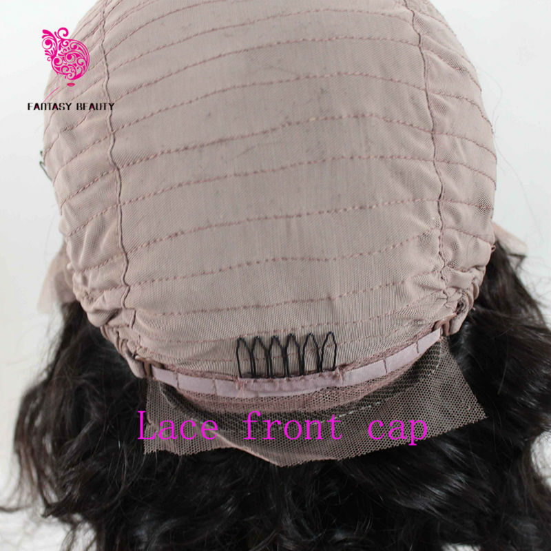 lace front cap back