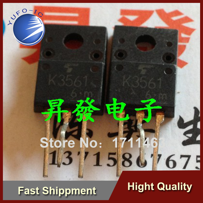 Free Shipping 20PCS Electronic the original FET K3561 2SK3561 more durable than the new domestic YF0913(China (Mainland))