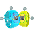 SOS Kid GPS Positioning Smart Watch Safe Keeper Health Tracking GPS LBS WiFi Three Mode to
