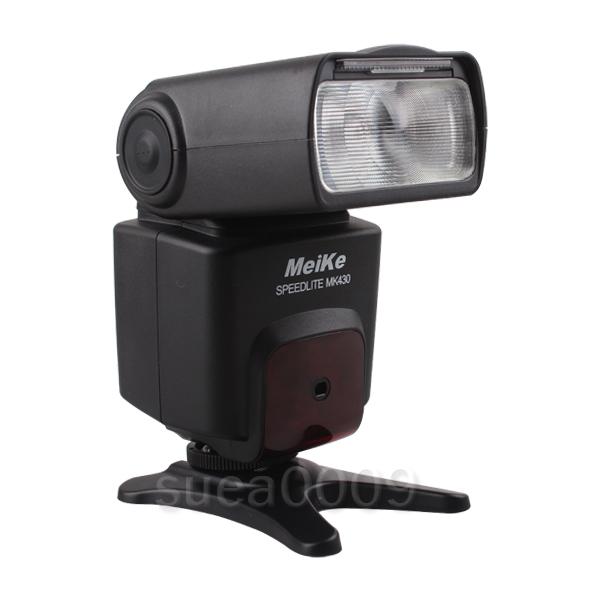 Фотография Meike MK-430 TTL Flash Speedlite for Canon 430EX II EOS 5D III 6D 60D 600D 650D 550D 500D 450D Cameras