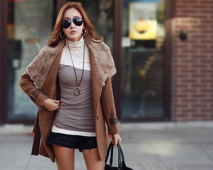 осень 2015 верхняя одежда  женская