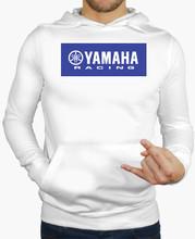 2016 winter New Arrival Cotton sweatshirt yamaha course mens hoodies and sweatshirts Casual Turn down Collar(China (Mainland))