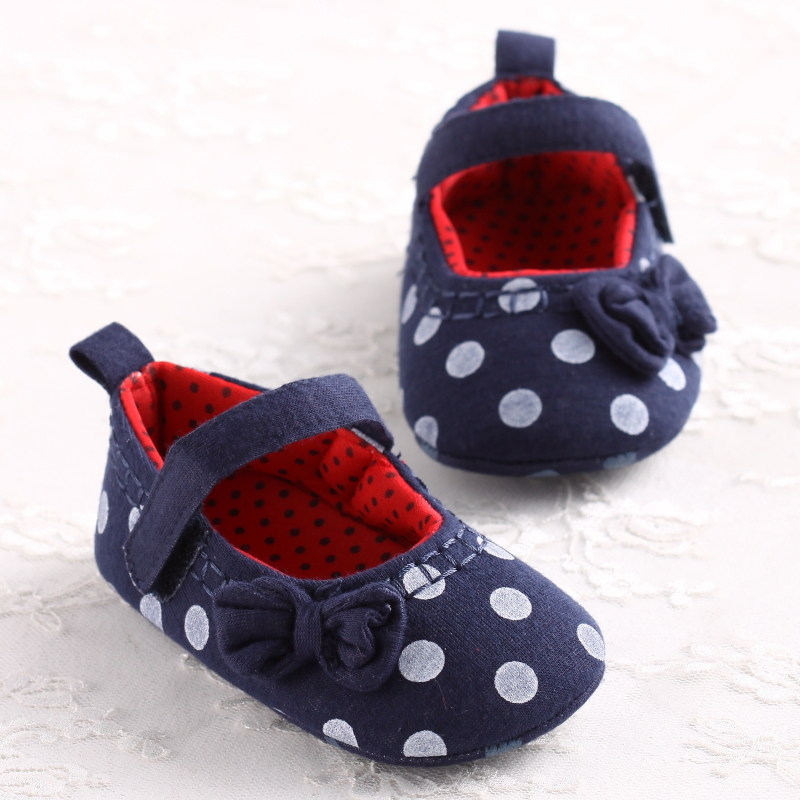 2014 new design hot selling baby girls first walker soft sole leather spring autumn fashion Polka Dot Fringe shoes Many styles - Love Your Life Shop store