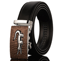 new Famous brand Famous brand belt Leather men belt brown black khaki belts for men Free shipping