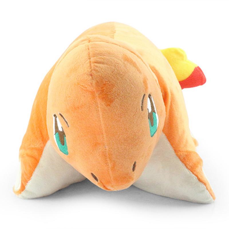 Cute Pillow Doll : Cute Cartoon Pokemon Charmander Pillow soft Plush Doll Fold Pillow Cushion Home Garden Pillow-in ...