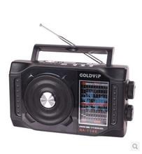Goldyip bullion ra-1142 player radio vintage full card usb sd