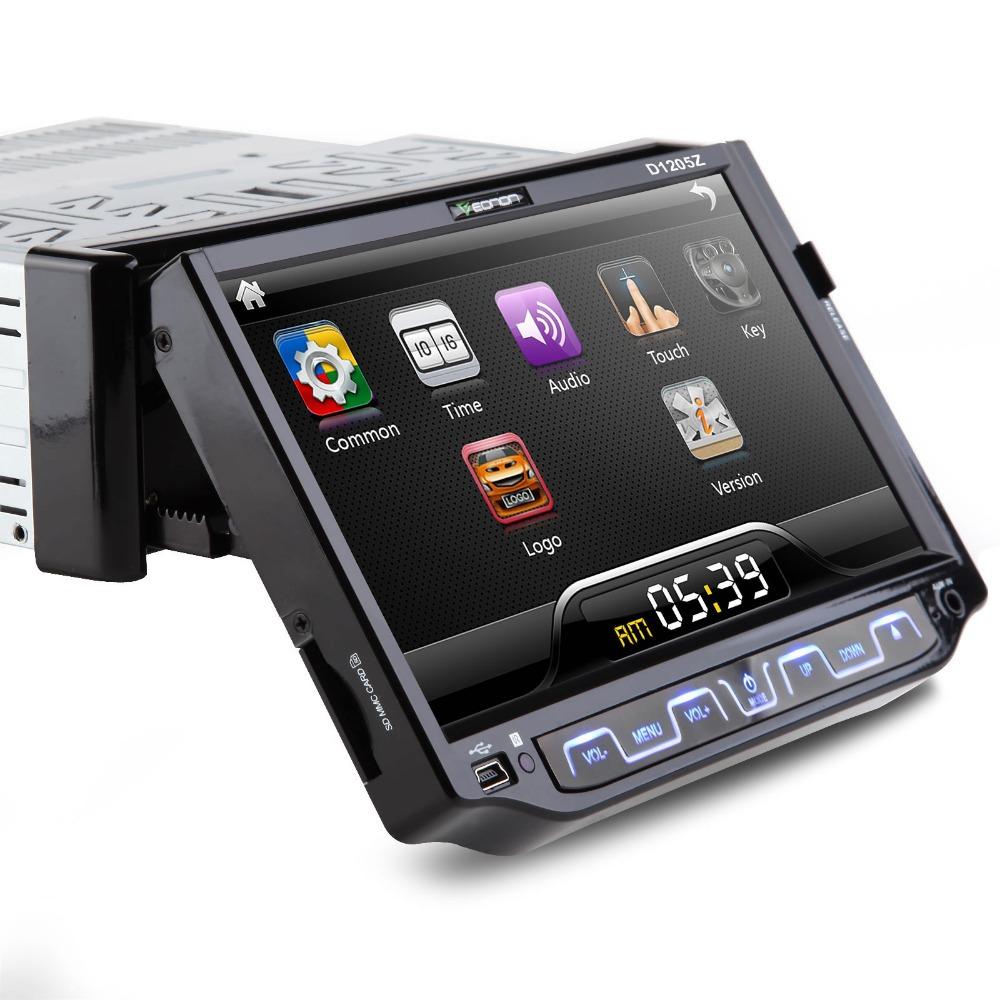 Single DIN DVD: Vehicle Electronics GPS eBay