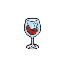 Anggur Waktu Mini Lucu Wine dan Gelas Anggur Pasangan Pin Anggur Merah Botol Bros Enamel Pin Lencana untuk Pecinta terbaik Teman Pin(China)