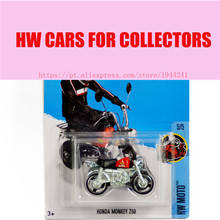 Buy Toy cars 2016 New Hot 1:64 cars Wheels Honda Monkey Z50 Models Metal Diecast Car Collection Kids Toys Vehicle Children Juguetes for $4.46 in AliExpress store