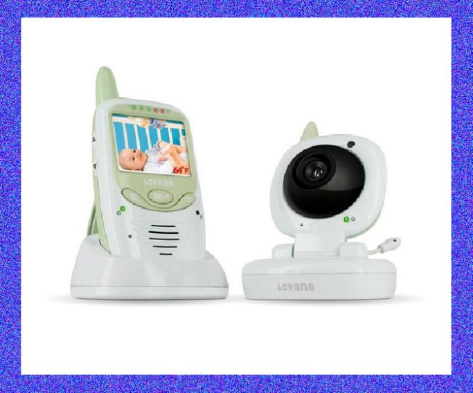 wireless baby monitors nursing baby american levana baby t in baby monitors from mother kids. Black Bedroom Furniture Sets. Home Design Ideas