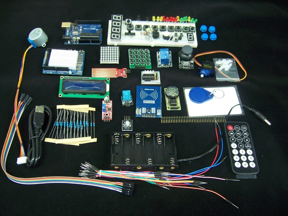 For arduino starter kit upgrades uno r lcd ds